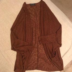 Forever 21 Sweater - Plus size/Kimono